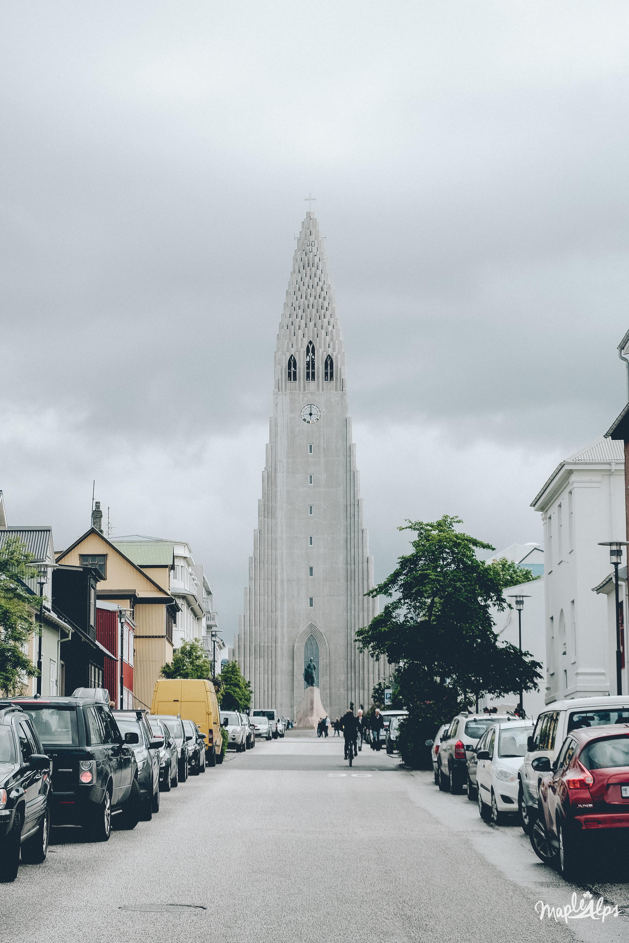 The Golden Circle & Reykjavik // Iceland | www.maplealps.com