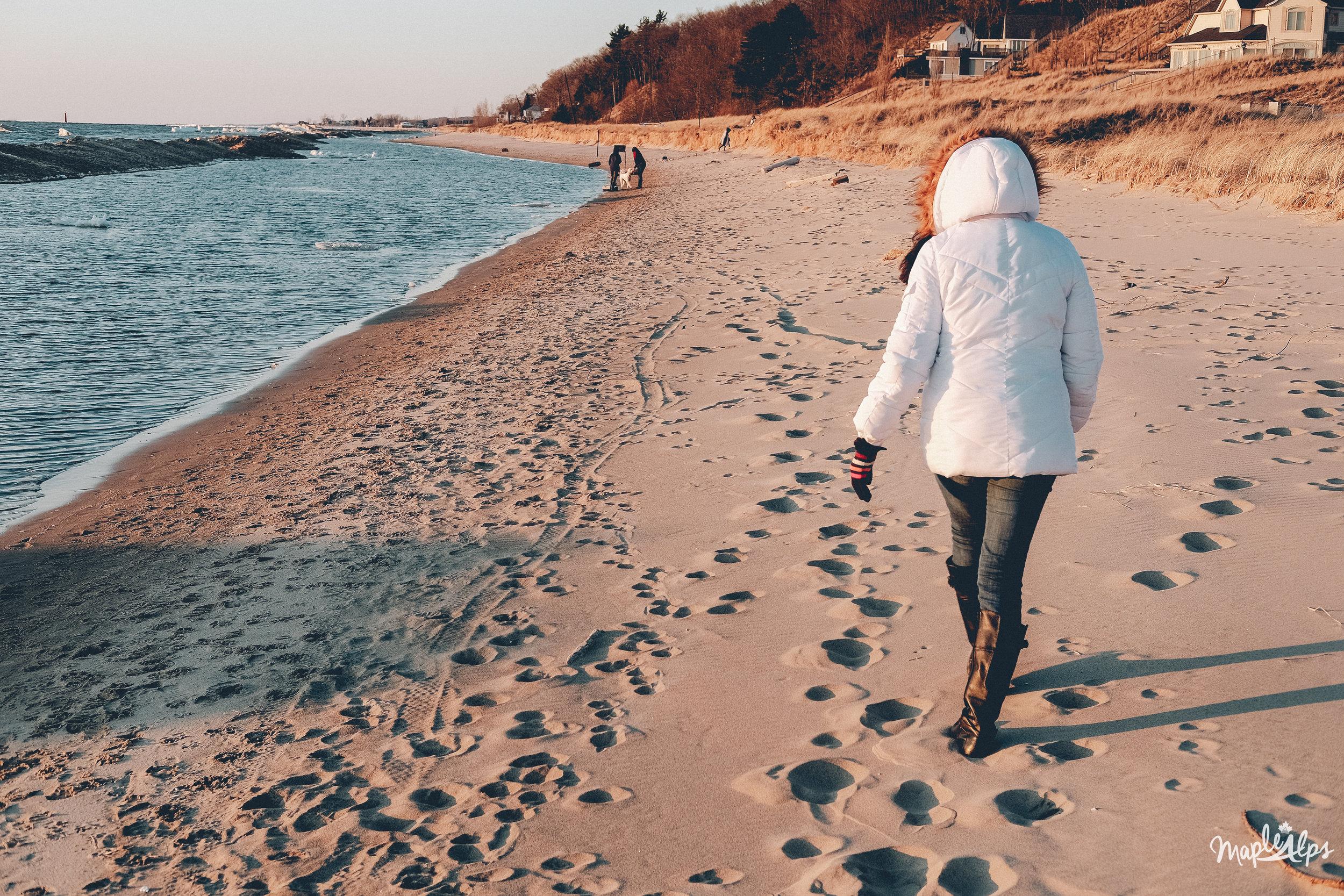 Lake Michigan | www.maplealps.com