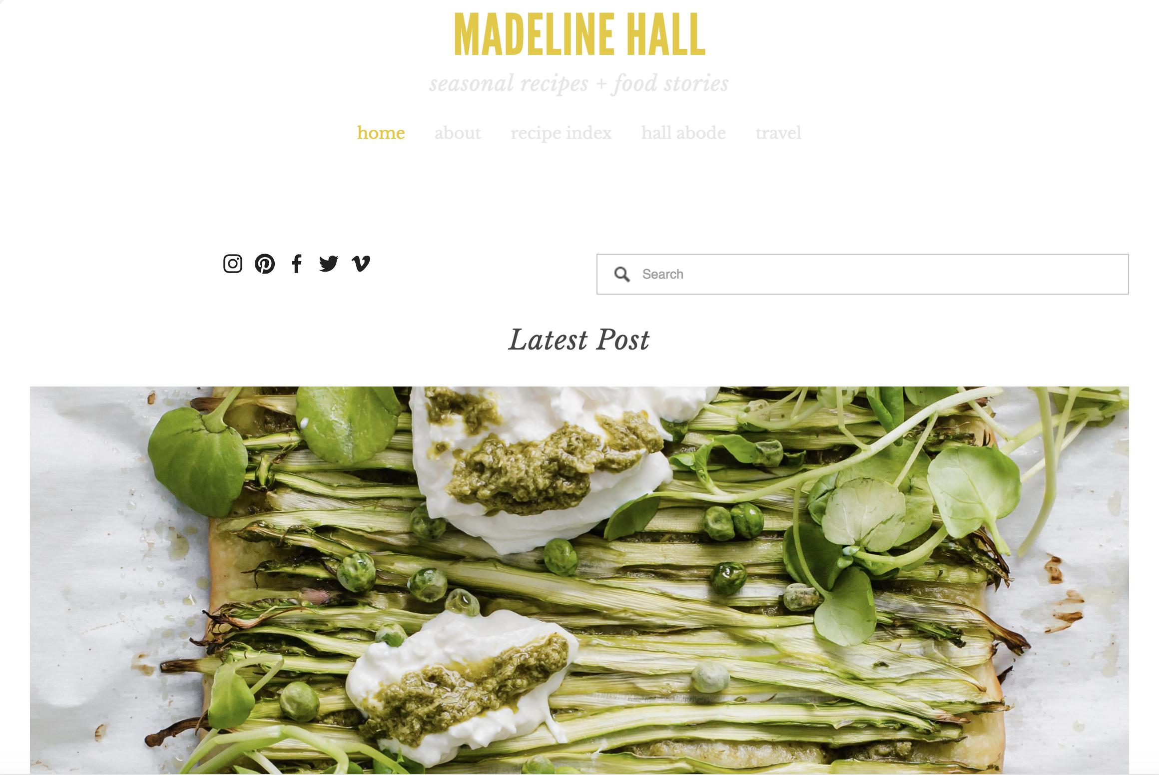 Intentionality Spotlight: Blog Love: Madeline Hall | www.maplealps.com