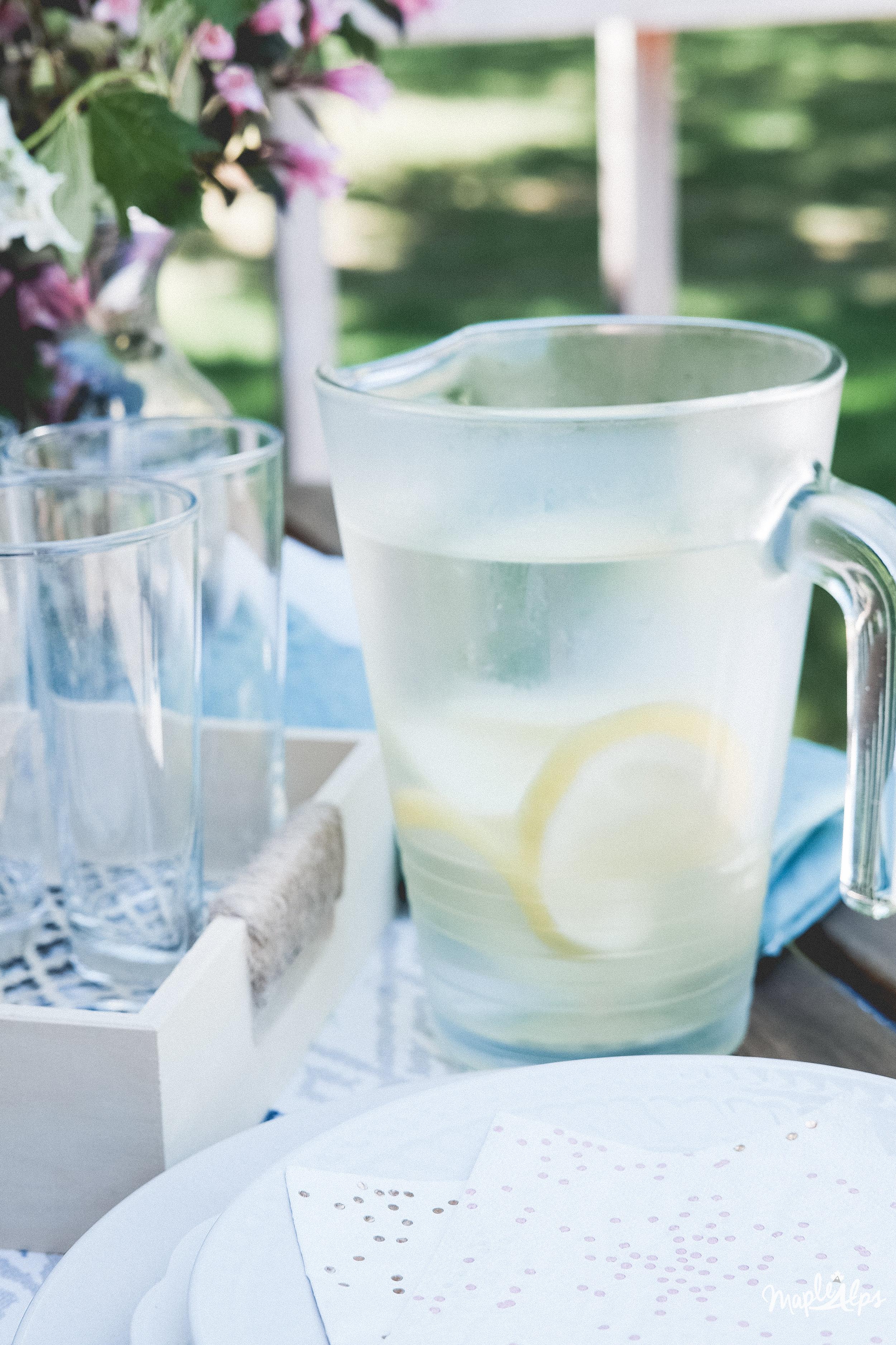 Easy Ways to Stay Hydrated | www.maplealps.com