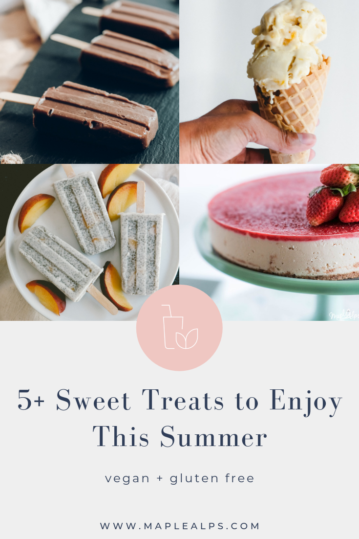 Maple Alps Roundup: 6 Sweet Treats for Summer Days | www.maplealps.com