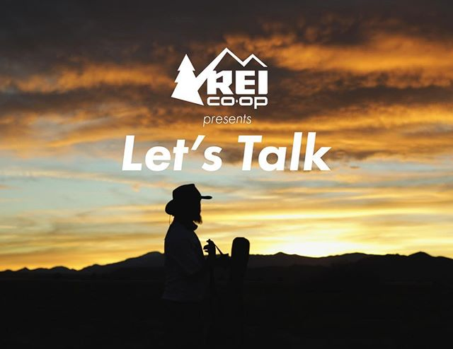 Over 27,000 views of the Let's Talk Film!! . Thank you @rei for helping me share this story. . Another step on our journey to real connection💥❤️