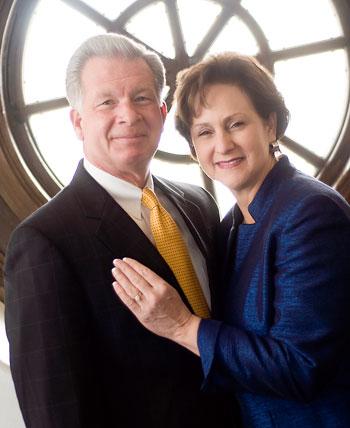 Tom & Regina Farrell