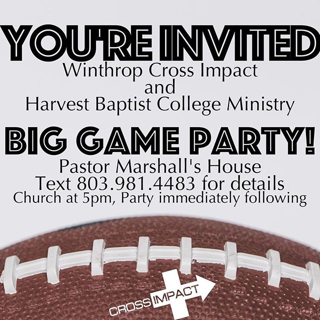 Tonight! You're invited! #superbowl #superbowl52 #party