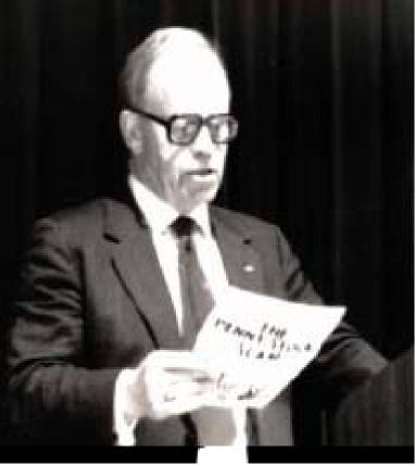 Phil Crosby presenting in Fort Wayne