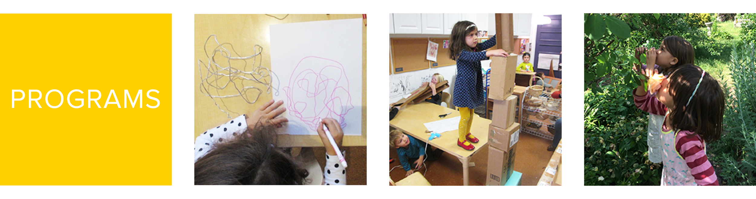RED HOOK PLAYGROUP: OUR programs