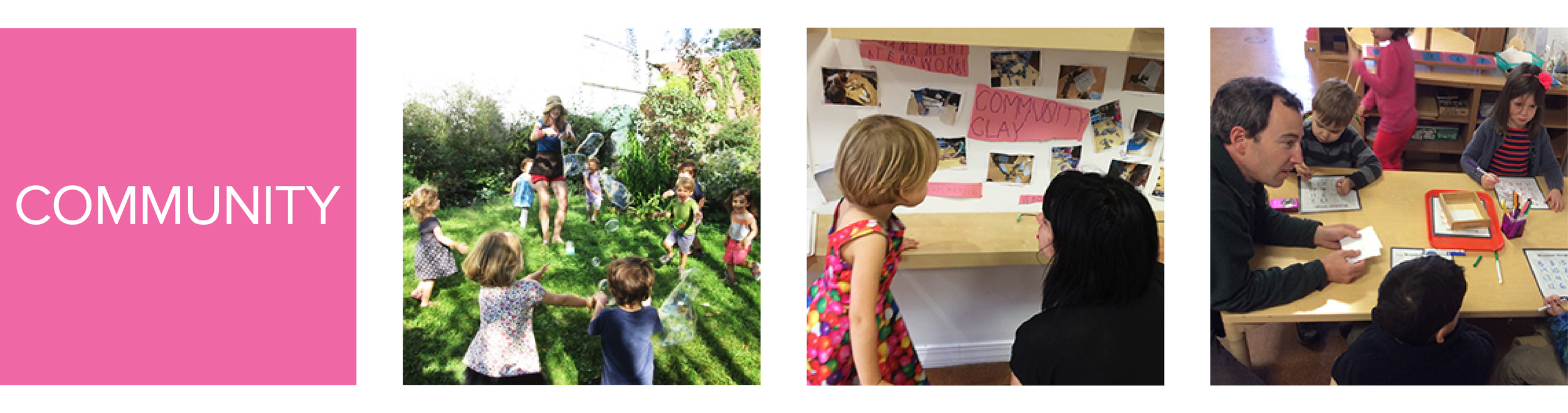 RED HOOK PLAYGROUP: OUR COMMUNITY