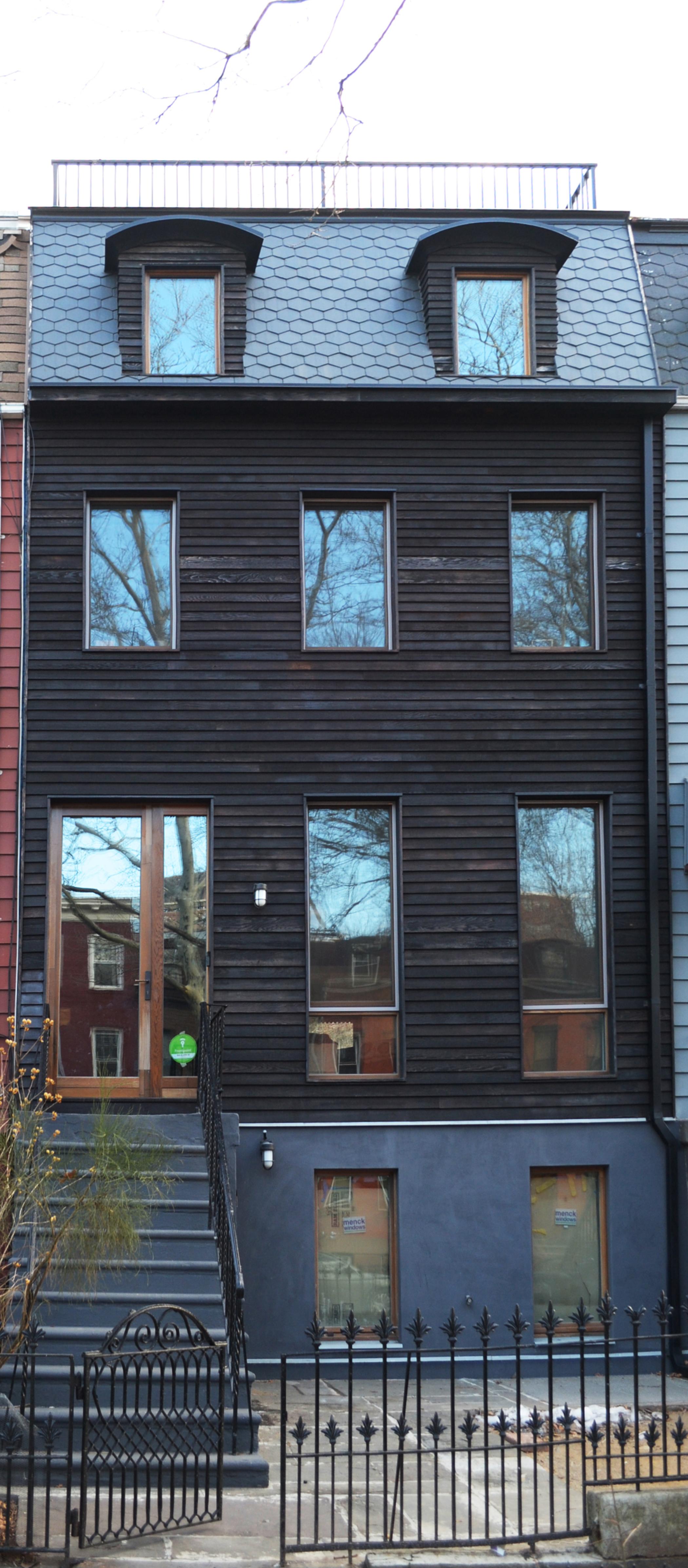 158 Clifton front facade (rehab)