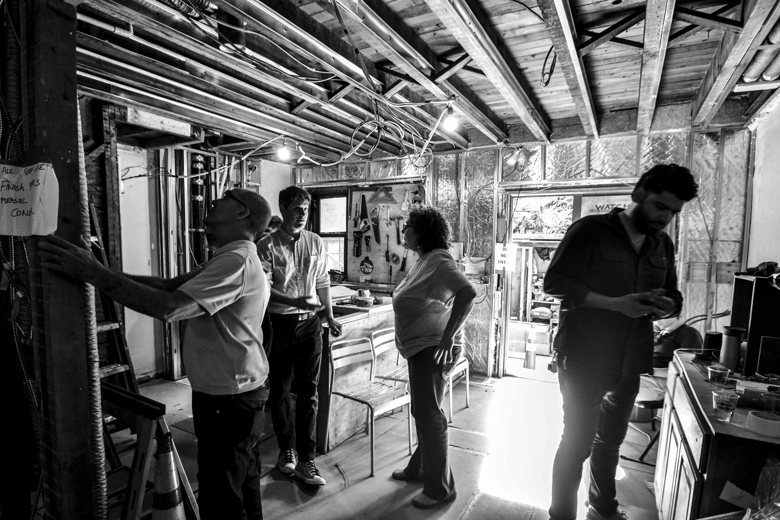 IN-PROCESS PASSIVE HOUSE : OPEN HOUSE NEW YORK With Paul Castrucci Architec