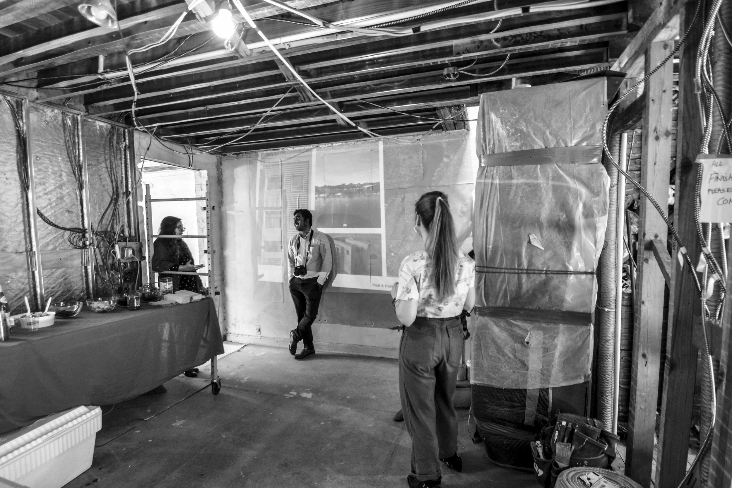 IN-PROCESS PASSIVE HOUSE : OPEN HOUSE NEW YORK With Paul Castrucci Architect