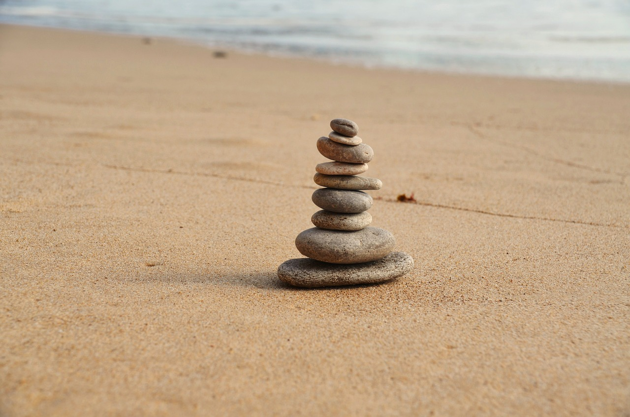 Mindfulness helps you feel less overwhelmed