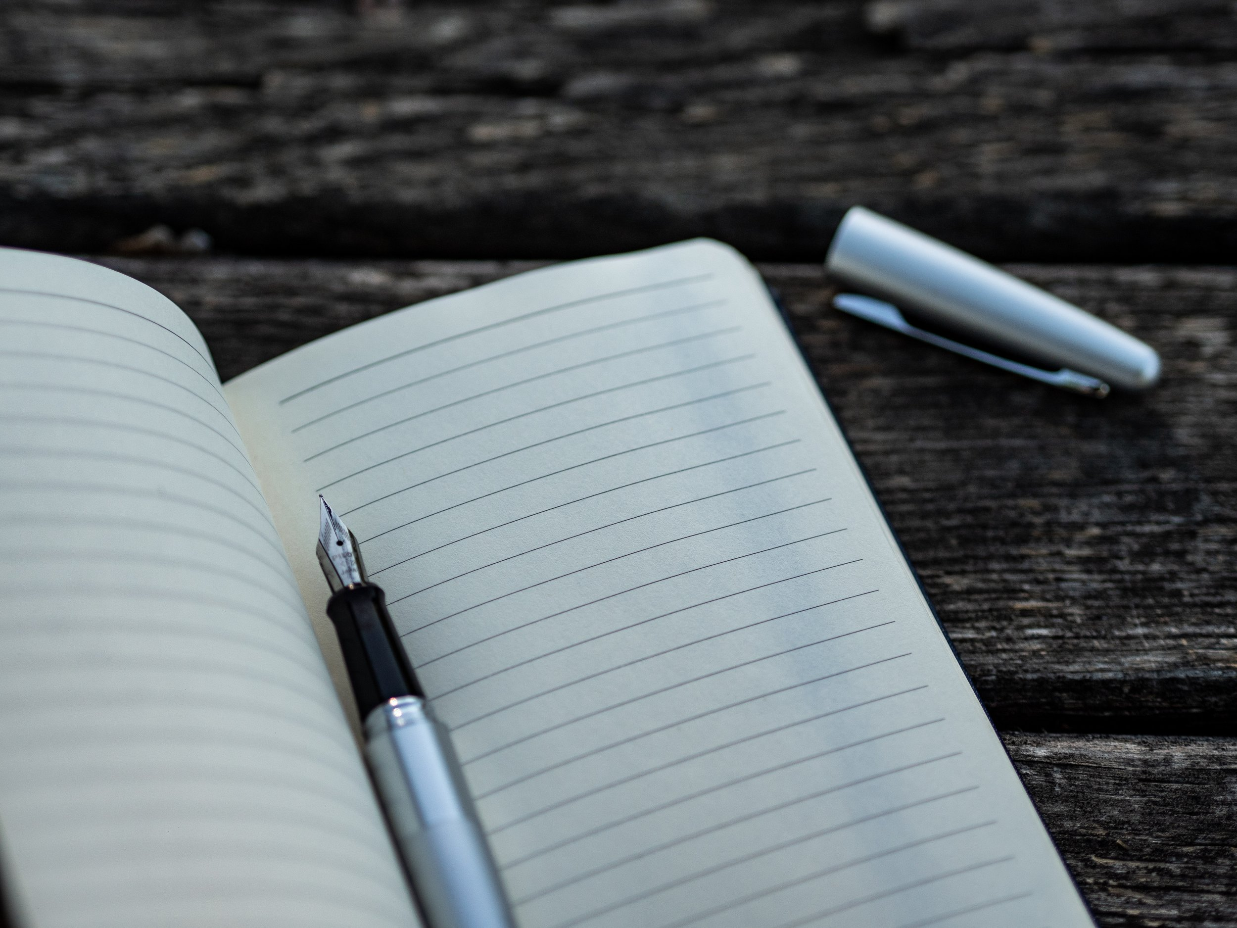 Journaling can help