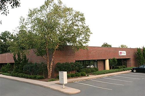 ECS Headquarters in Mint Hill, NC
