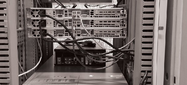 The upgraded system was configured using the existing rack and backbone of the previous installation.