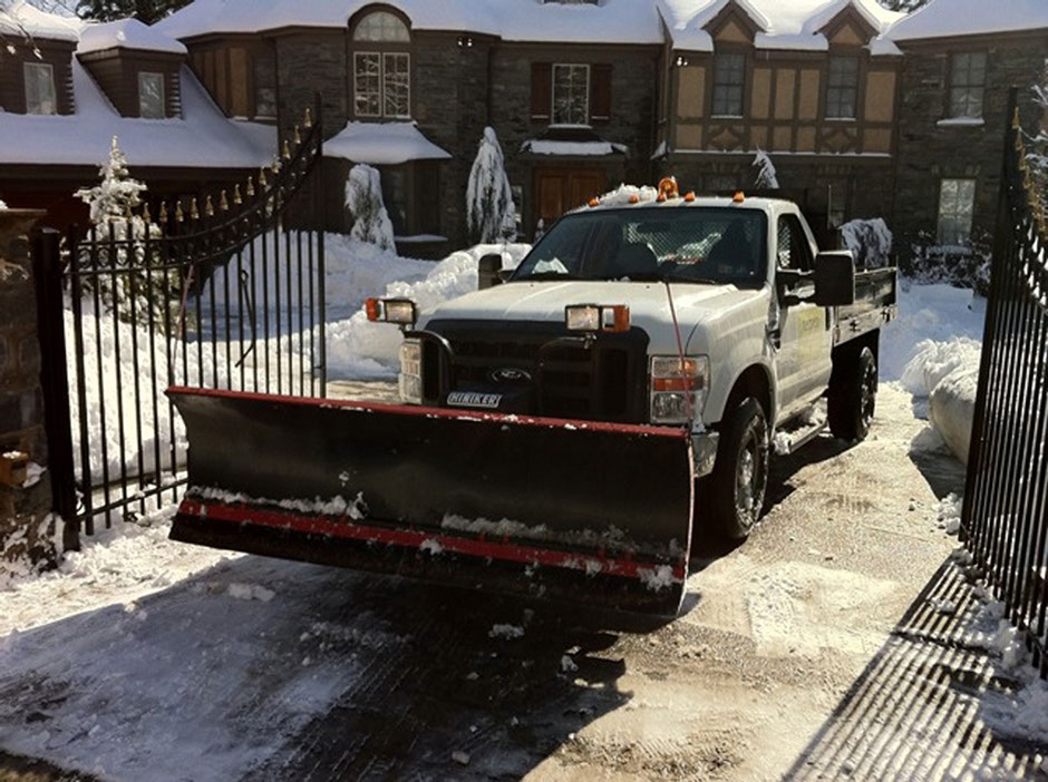 Snow Removal & Ice Treatment