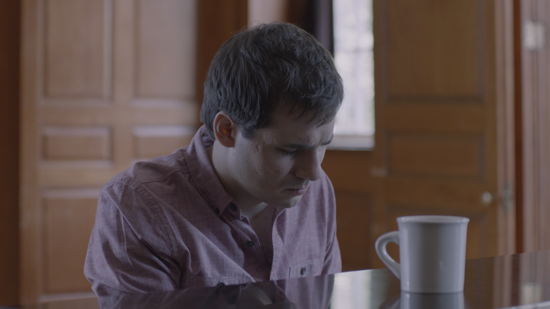 "Nicholas Wells - ""Empty Coffee Cups"""