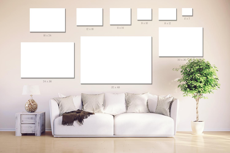 wall art comparison
