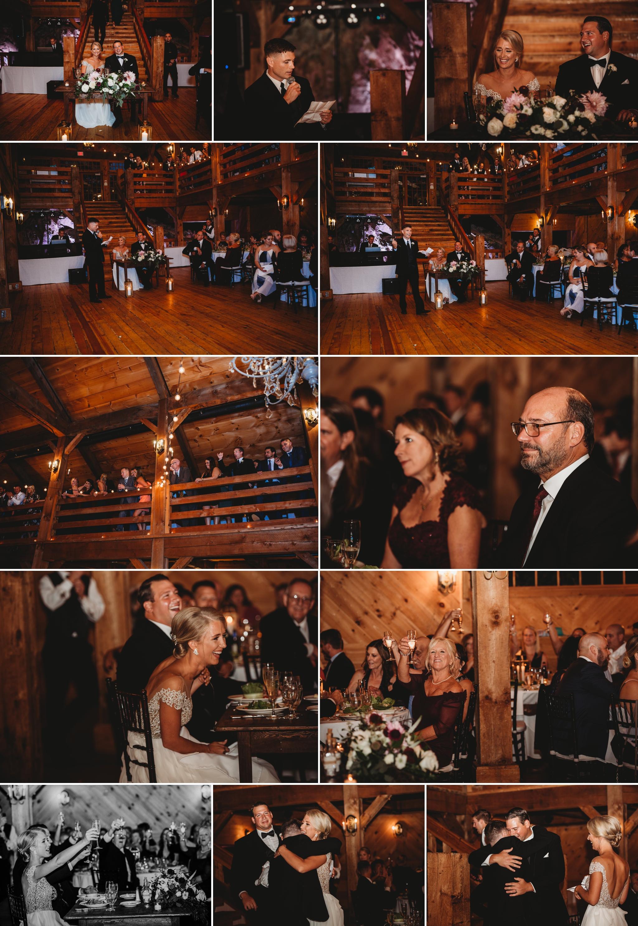 cohasset massachusetts wedding speeches