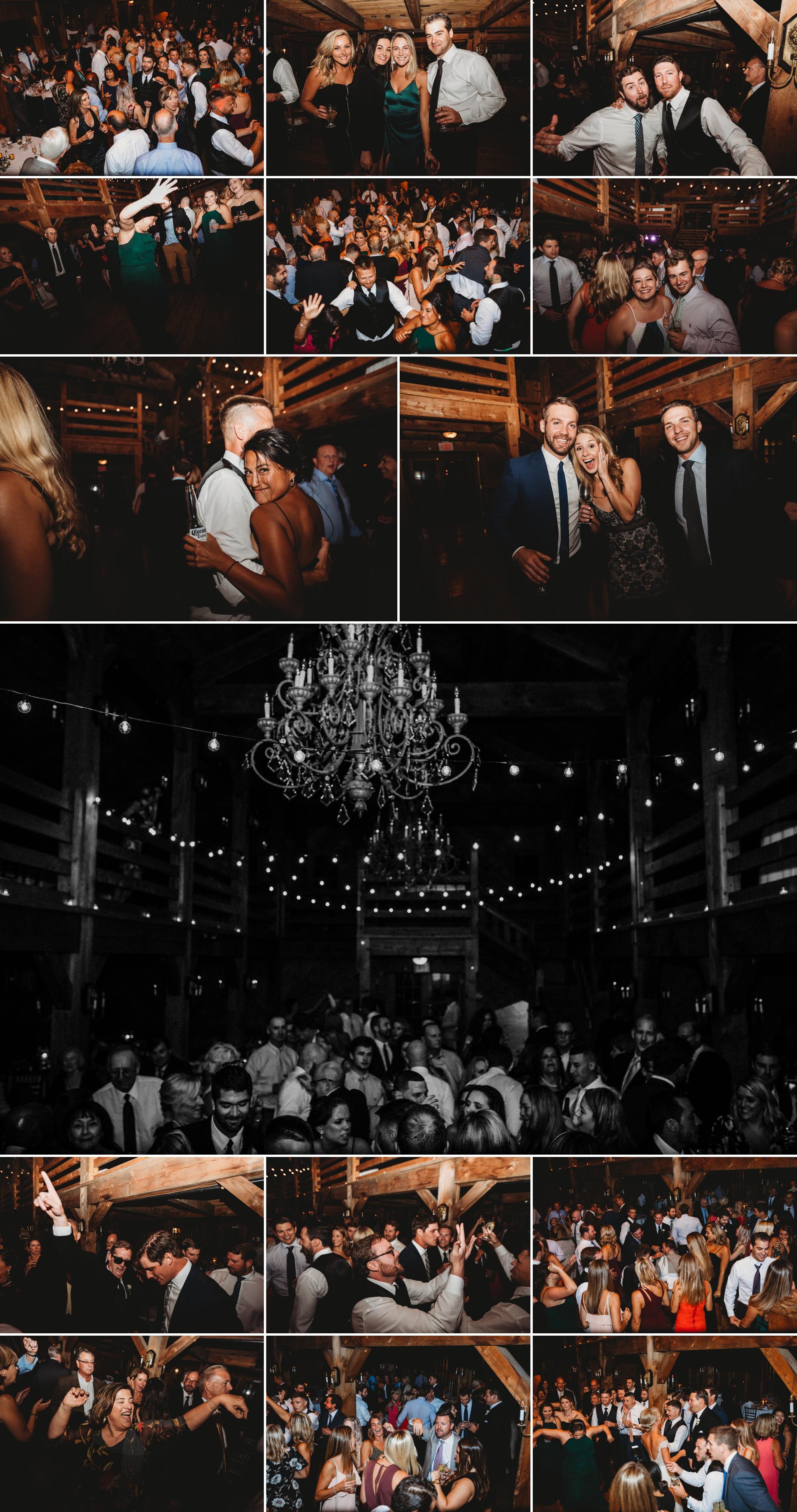 cohasset massachusetts wedding reception