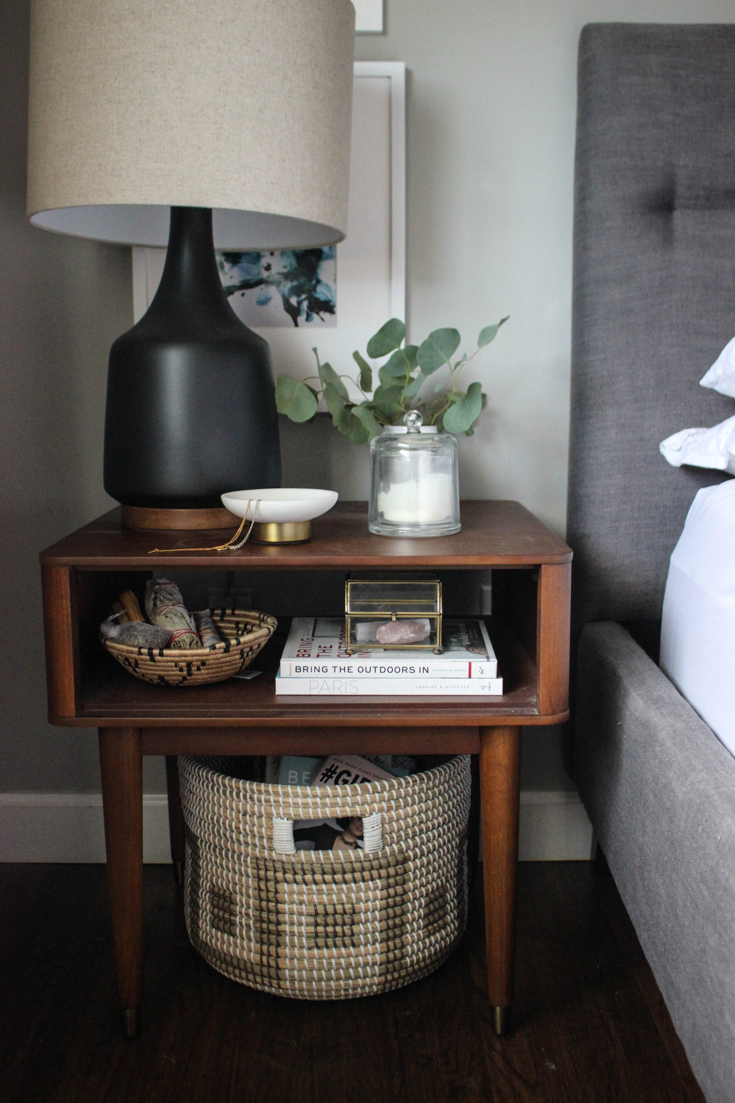 Small Home Style Baskets Are A Must Katrina Blair Interior Design Small Home Style Modern Livingkatrina Blair
