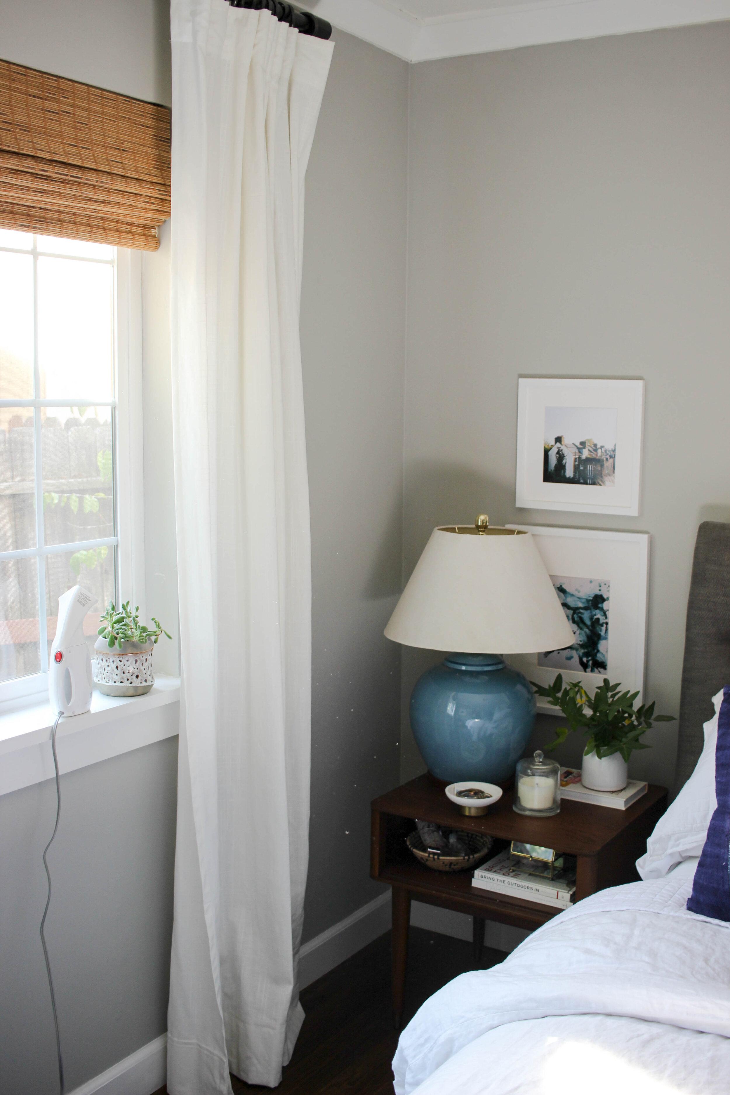 How To Elevate The Look Of Ikea Curtains Katrina Blair Interior Design Small Home Style Modern Livingkatrina Blair