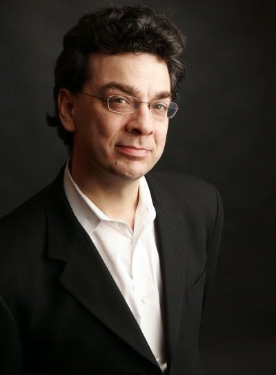 Stephen Dubner, Author and Journalist Headshot