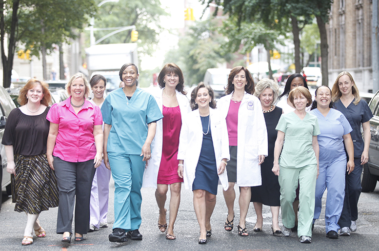 Medical office group portrait corporate event photography executive photos nyc