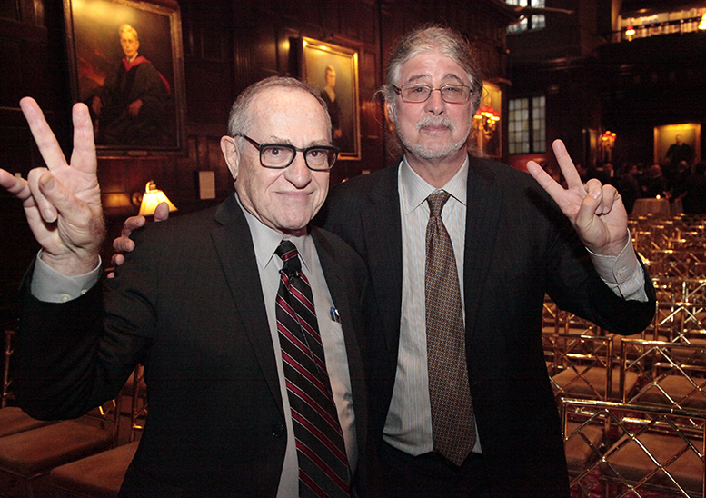 Alan Dershowitz and Ron Kuby Sized.jpg