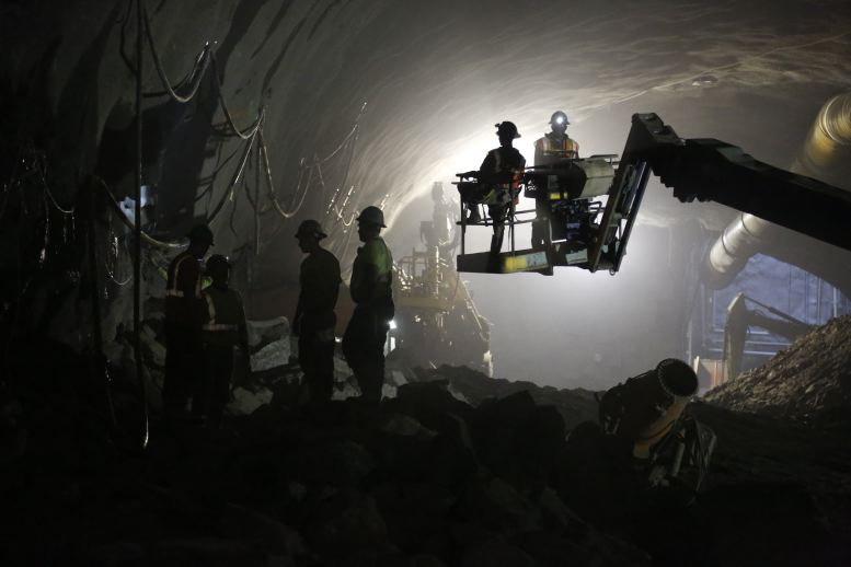 2nd Avenue Subway NYC Underground Construction