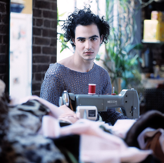 Zac Posen fashion designer