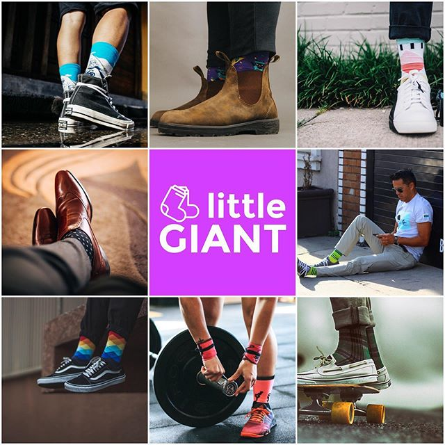 The possibilities are innumerable... 1 sock: work or play. Do one, or both. We got you covered. _________________________________ #socknation #socksfetish #happyfeet #lookgoodfeelgood #sockdoping