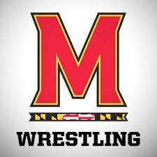 UMD wrestling logo M.jpg