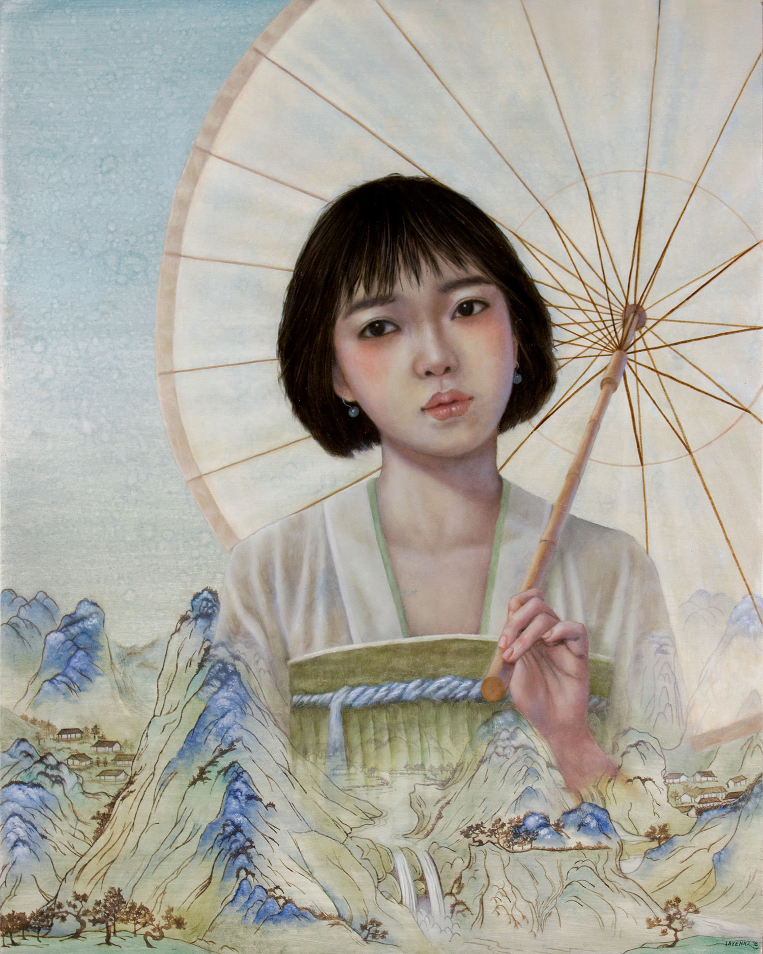 叙旧 (Xujiu, talking about old times), 2018