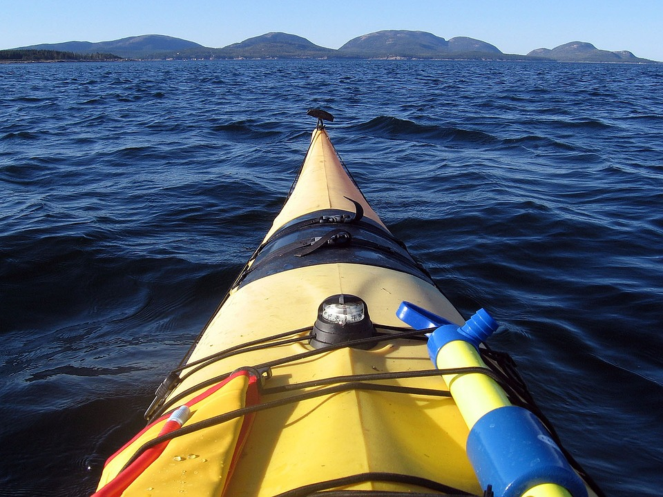Just minutes from the Guest House, you can rent kayak's, stand up paddle boards, and other gear to explore the area by sea.