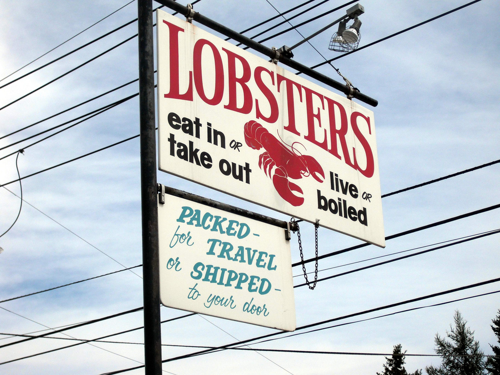 The island is surrounded by rustic lobster pounds with the freshest Maine lobster you can find.