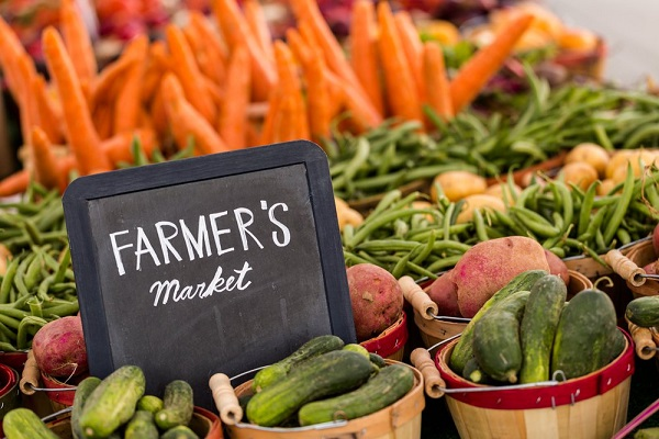 Summer on Mount Desert Island brings out the Farmers' Markets