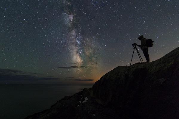 Acadia National Park Night Sky