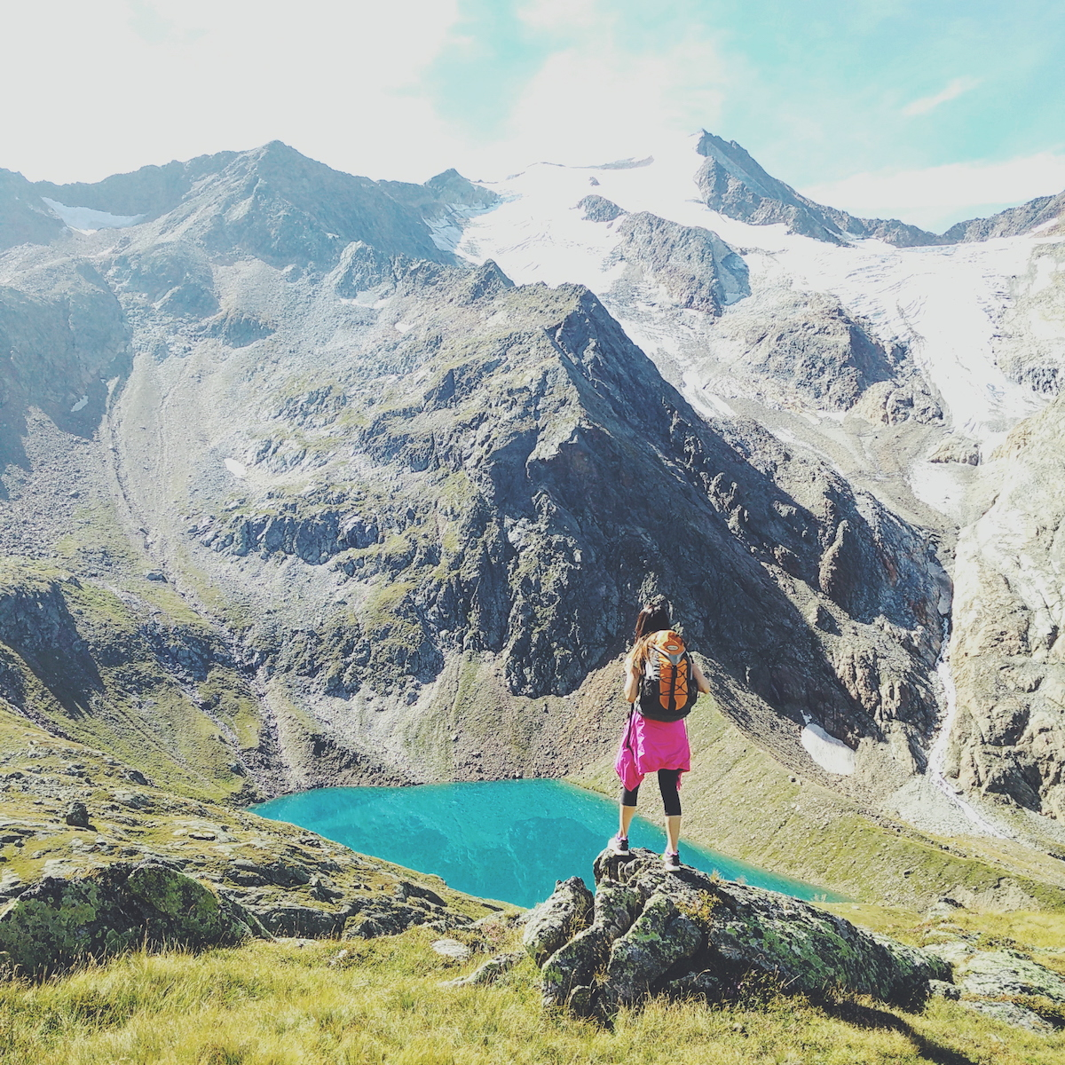 Austrian Alps Snapshot - 2015