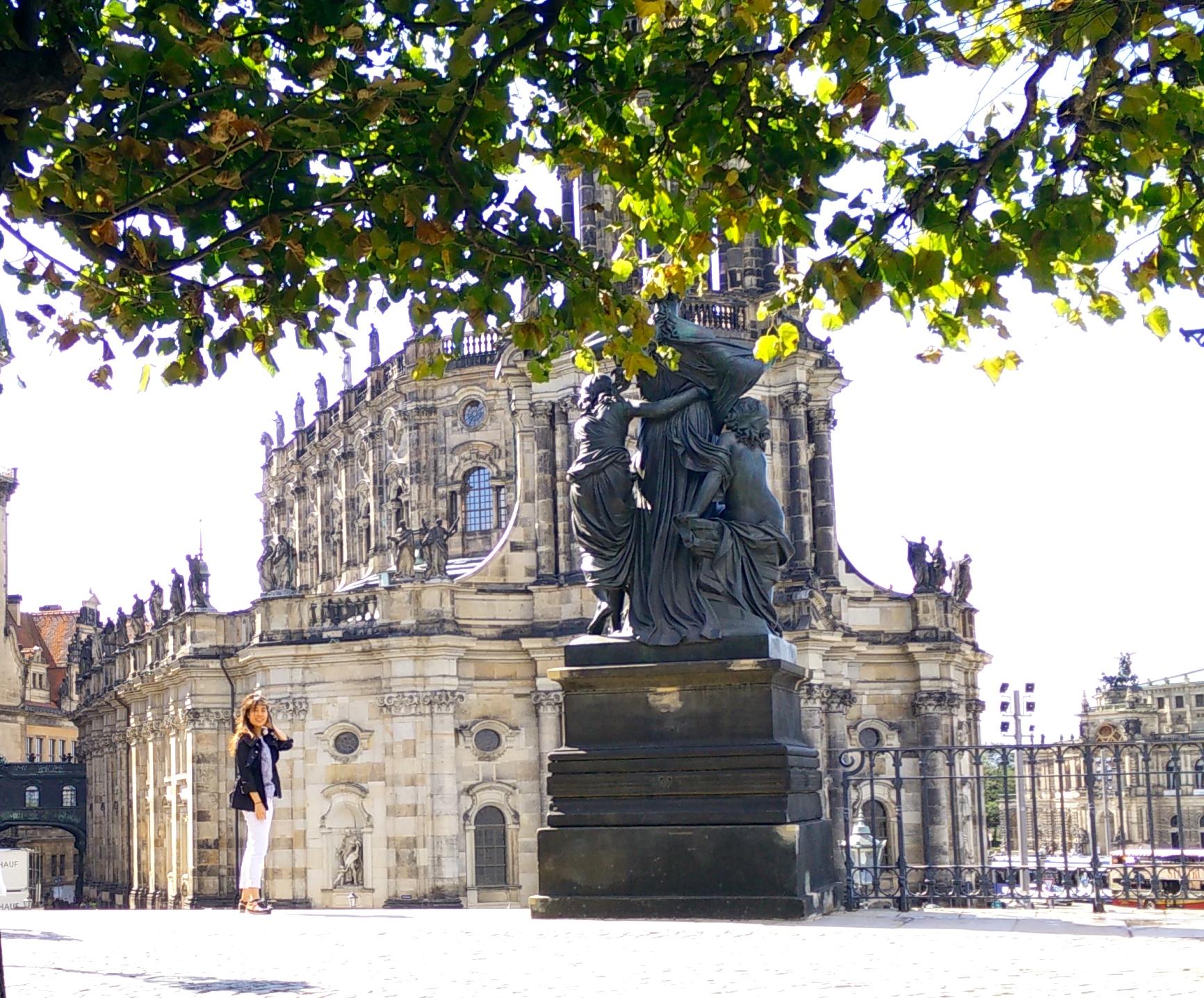 Dresden (Germany) Snapshot - 2015