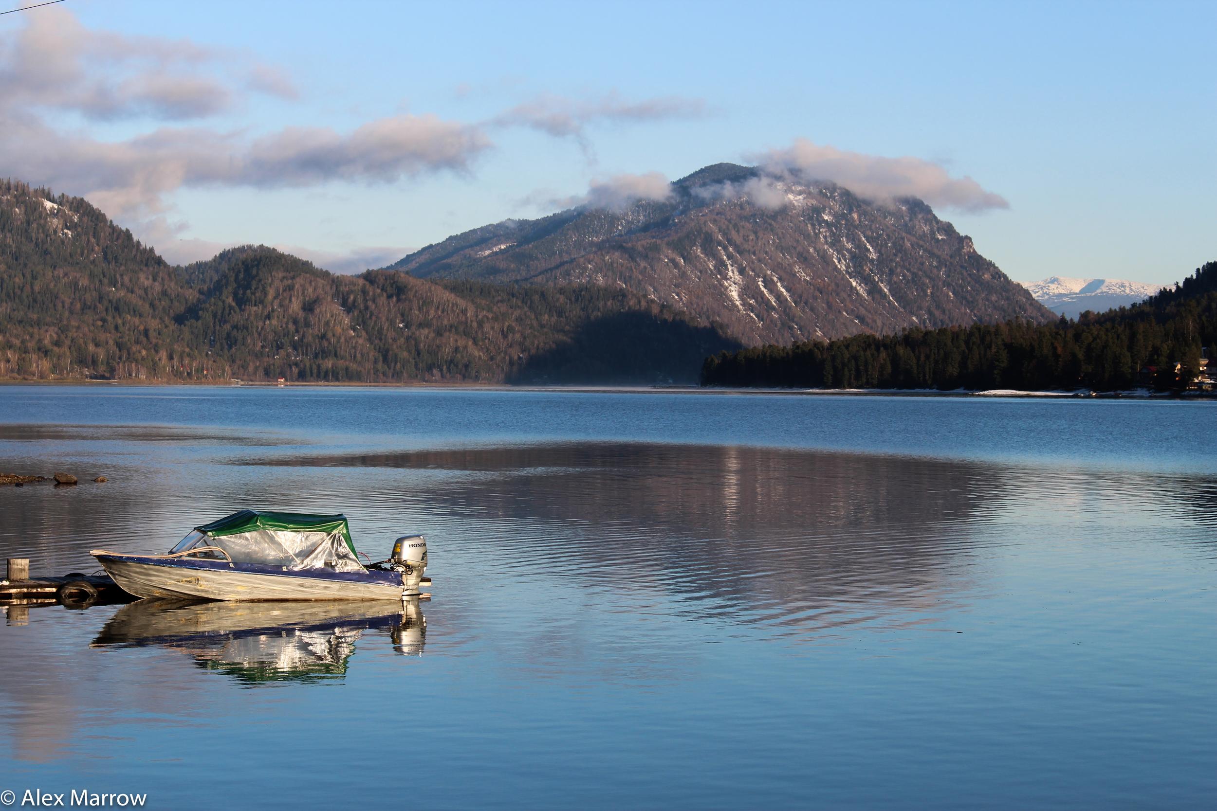 Lake Teletskoye, Altai Mountains