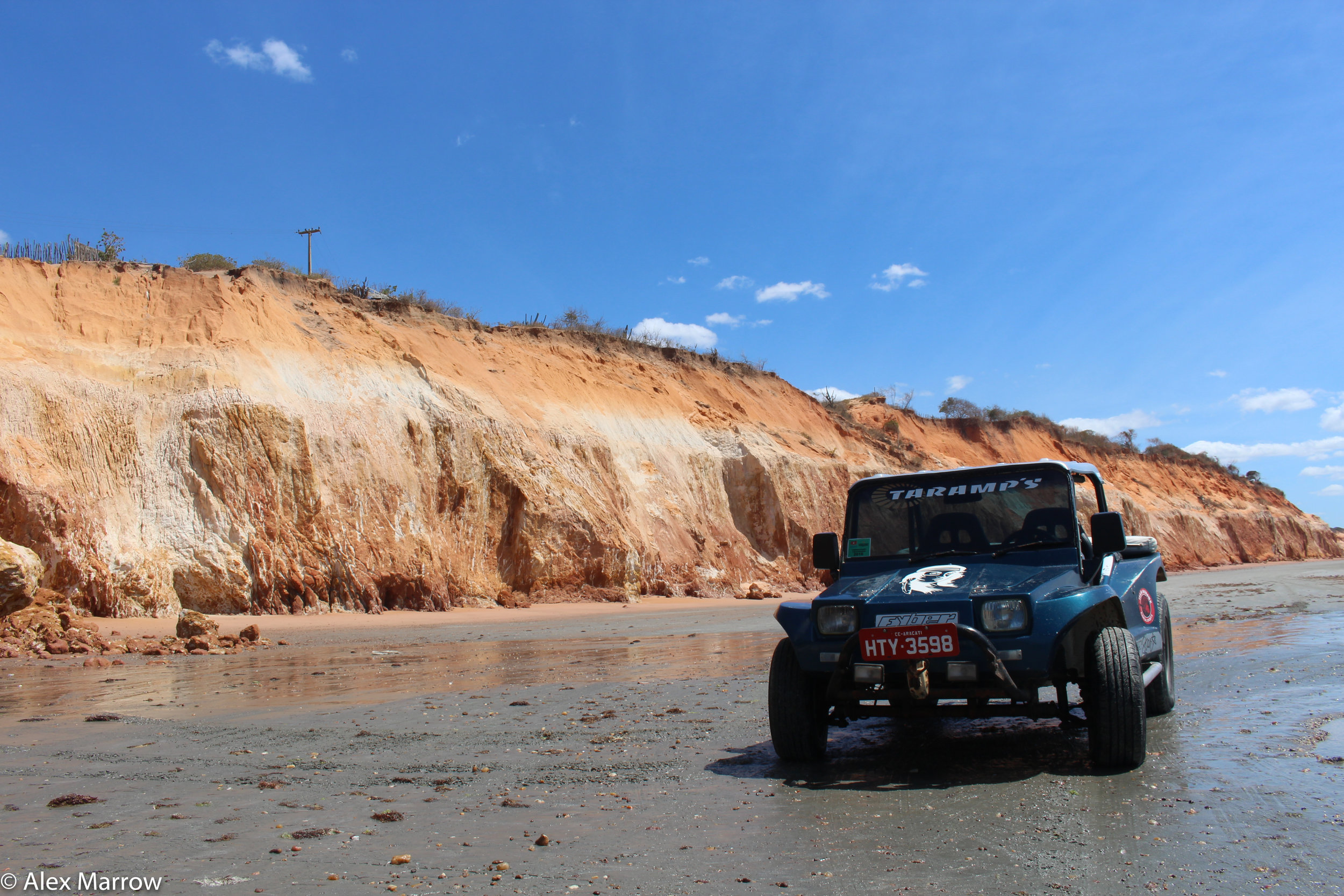 Canoa Quebrada, Ceará