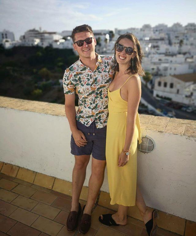 Having a Vejery good time #espana #beacho #pedro