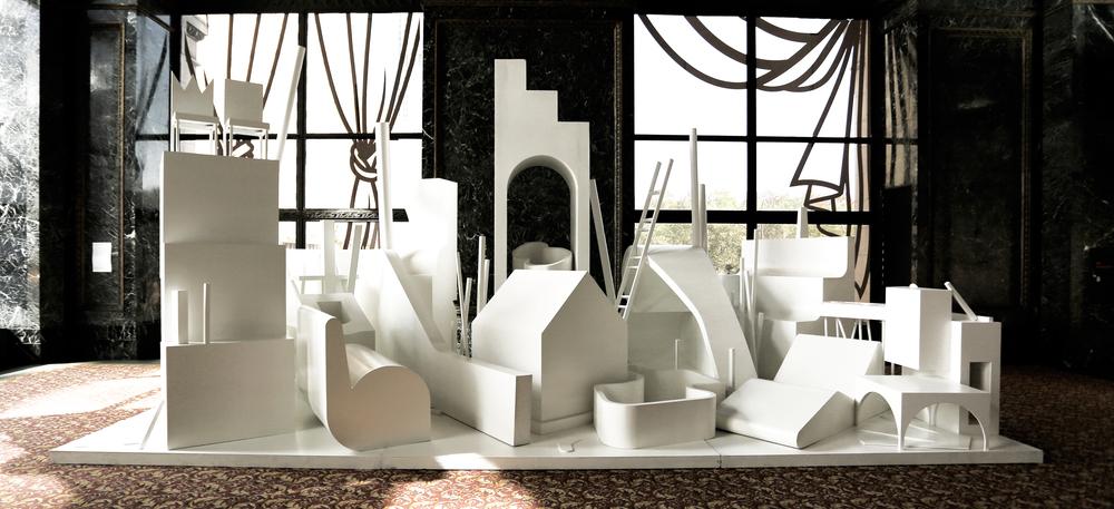 Furniture Urbanism