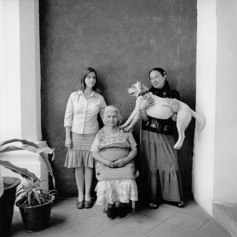 Oaxacan Portraits