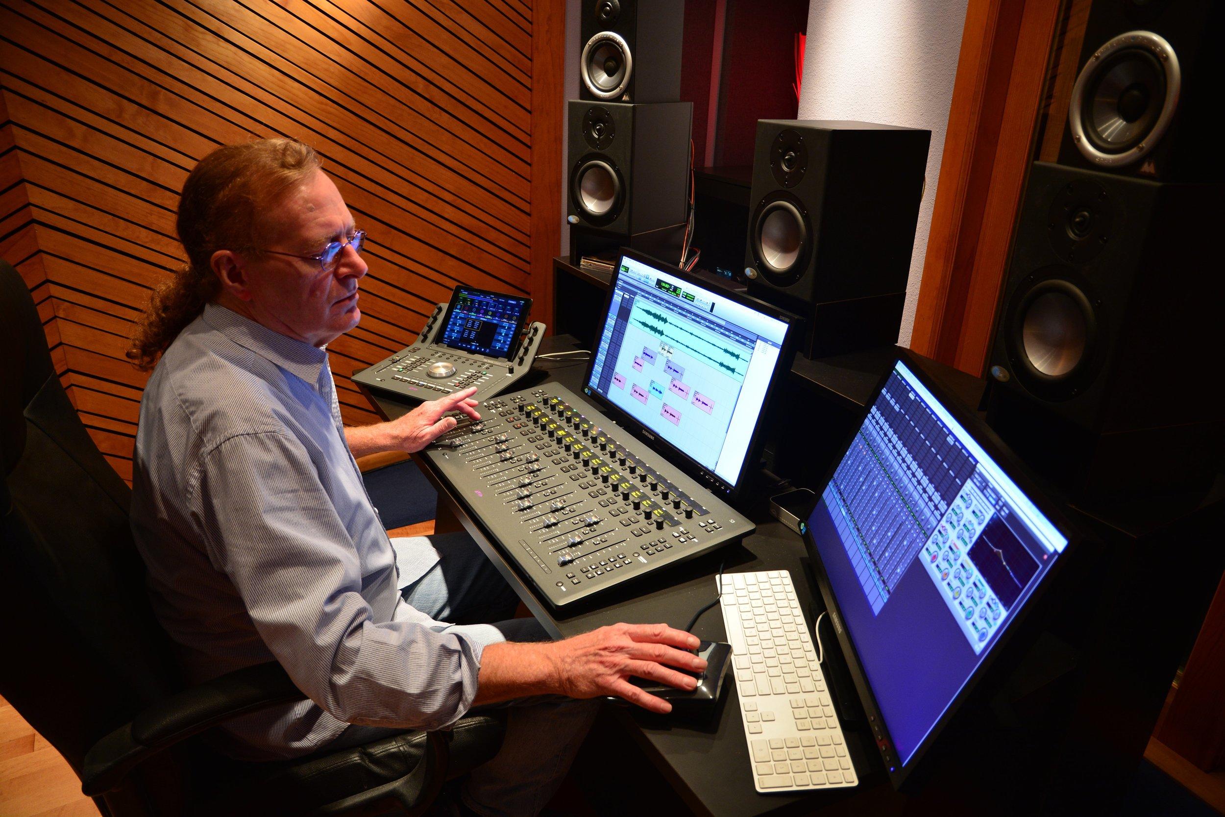 David Whitaker of Vinyl Snob