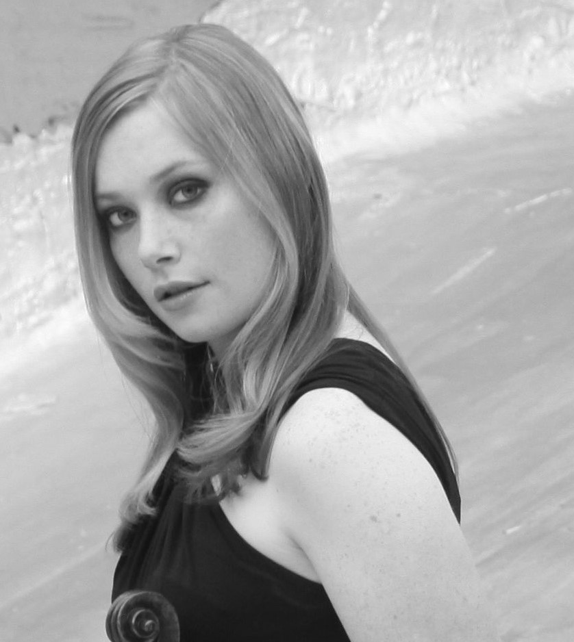 Gillian Gallagher - Associate Musician and Violist with the Newport String Quartet