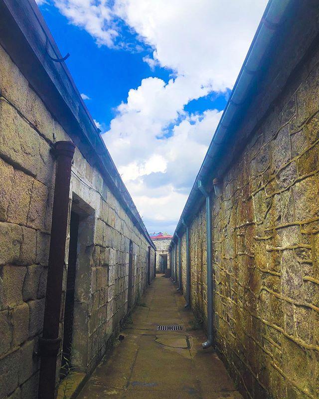 Corridors • Eastern State Penitentiary