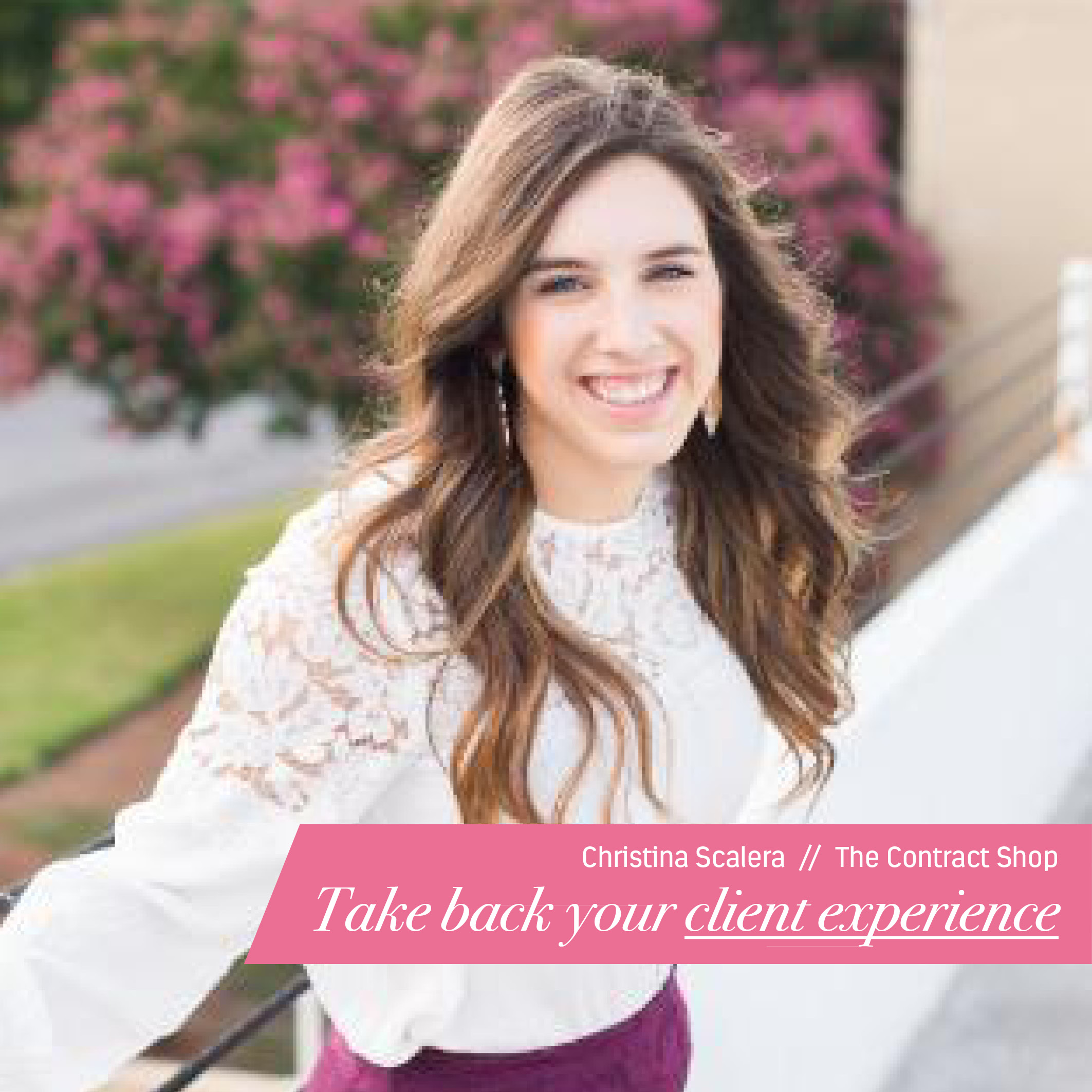 Christina Scalera – the Contract Shop