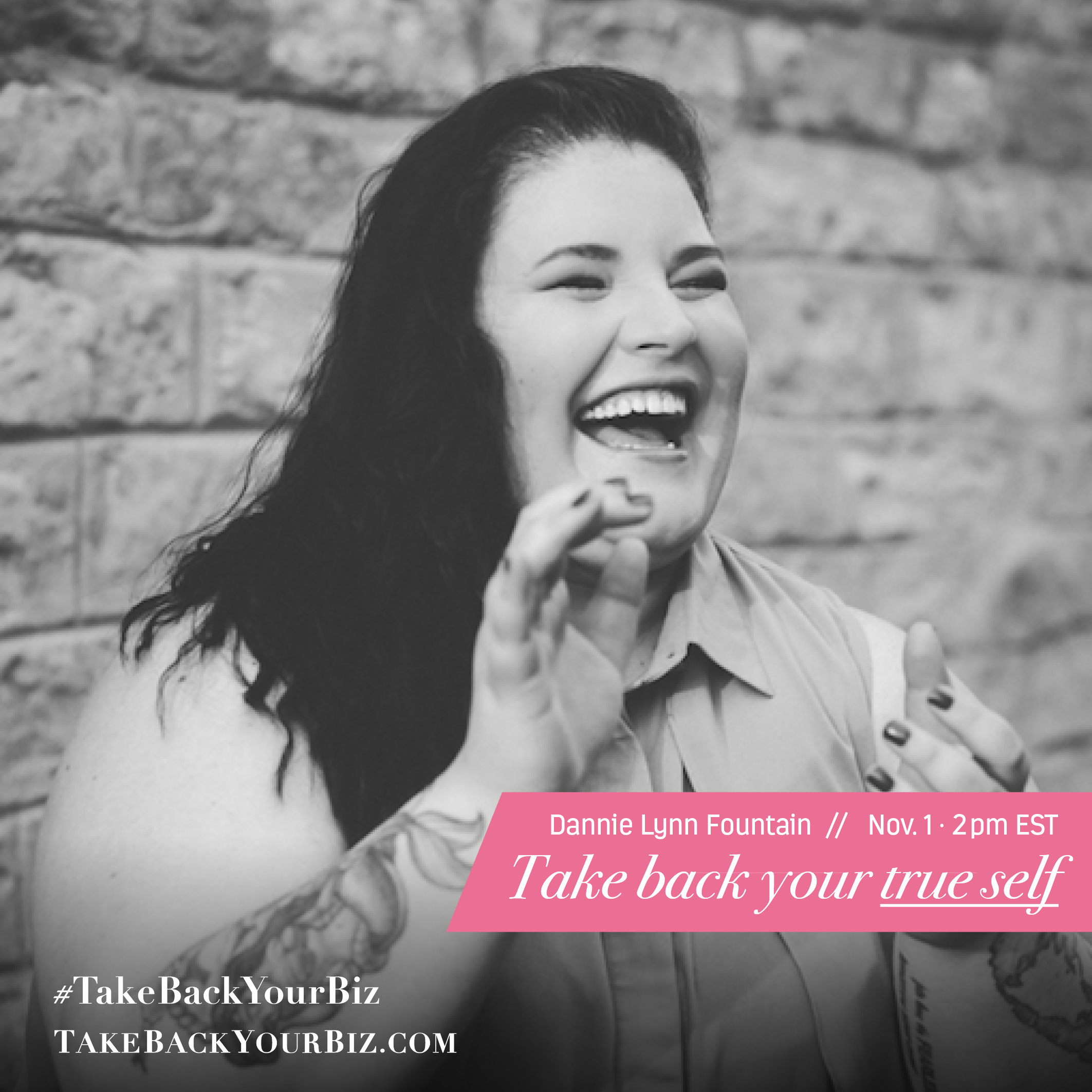 Take-Back-Your-Biz-Speakers-Dannie-Fountain