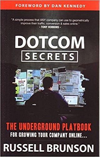 Dotcom Secrets Russel Brunson